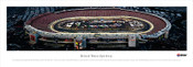 Bristol Motor Speedway (Night) Panoramic Poster