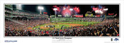 """2013 World Series Champions"" Boston Red Sox Panoramic Framed Poster"