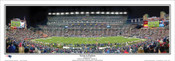 """Victory in Foxboro"" 2012 AFC Championship Game Panoramic Poster"