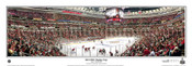 """2010 Stanley Cup"" Chicago Blackhawks Panoramic Poster"