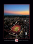 Nebraska Cornhuskers at Memorial Stadium Poster 7