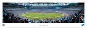 Detroit Lions at Ford Field Panorama Poster