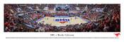 SMU Mustangs at Moody Coliseum Panorama Poster