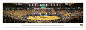 Wake Forest Demon Deacons At LJ Coliseum Panorama Poster