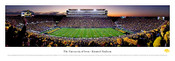 Iowa Hawkeyes At Kinnick Stadium Panorama Poster