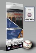 First Game at Citi Field Mini-Mega Ticket - New York Mets