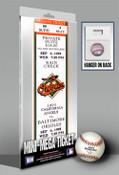 Cal Ripken Jr 2,131 Mini-Mega Ticket - Baltimore Orioles