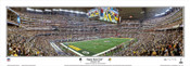 """Super Bowl XLV"" Green Bay Packers Panoramic Poster"