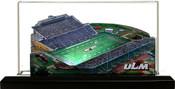Louisiana Monroe Warhawks - Malone Stadium Replica