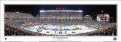 """2011 NHL Winter Classic"" Heinz Field Panoramic Poster"