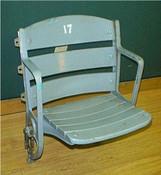 Memorial Stadium - Baltimore Colts/Orioles Seat
