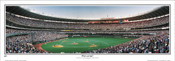 """Who's at Bat"" Cincinnati Reds Panoramic Framed Poster"