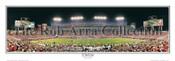 """""""32 Yard Line"""" Tampa Bay Buccaneers Panoramic Poster"""