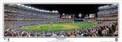 """Number 42 Retires"" Mariano Rivera Panoramic Framed Poster"