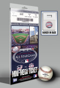2008 All-Star Game Mini-Mega Ticket - New York Yankees