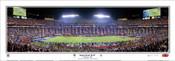 """Super Bowl XLIV"" New Orleans Saints Panoramic Poster"