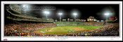 """First Pitch 2007 World Series"" Fenway Park Panoramic Poster"