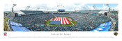 Jacksonville Jaguars at EverBank Field Panorama Poster 1