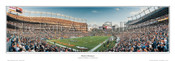 """Denver Broncos"" at Invesco Field Panoramic Poster"