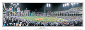 """Sweep Sensation"" Detroit Tigers Panoramic Framed Poster"
