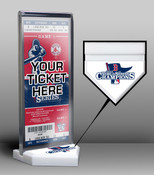 2013 World Series Champions Ticket Display Stand - Boston Red So