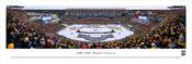 """2016 NHL Winter Classic"" Gillette Stadium Panorama Poster"