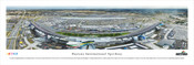 Daytona International Speedway Aerial Panoramic Poster