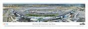 Daytona International Speedway Aerial Panoramic Poster