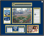 2016 MLB All-Star Game Ticket Frame - San Diego Padres
