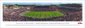 Ole Miss Rebels at Vaught Hemingway Stadium Panoramic Poster