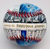 Kauffman Stadium Baseball