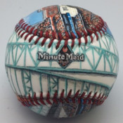 Minute Maid Park Stadium Baseball