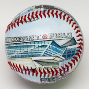 Target Field Stadium Baseball