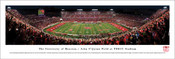 Houston Cougars vs Louisville Cardinals at TDECU Stadium Panorama Poster