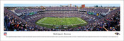 Baltimore Ravens at M&T Bank Stadium Panoramic Poster