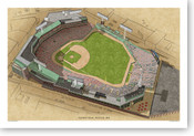 Fenway Park - Boston Red Sox Print