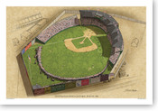 Huntington Avenue Grounds Ballpark Print