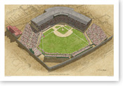 Braves Field - Boston Braves Print