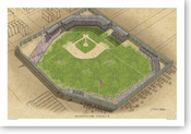 South Side Park - Chicago White Sox Print