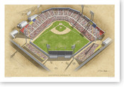 Colt Stadium - Houston Astros Print