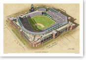 Coors Field - Colorado Rockies Print