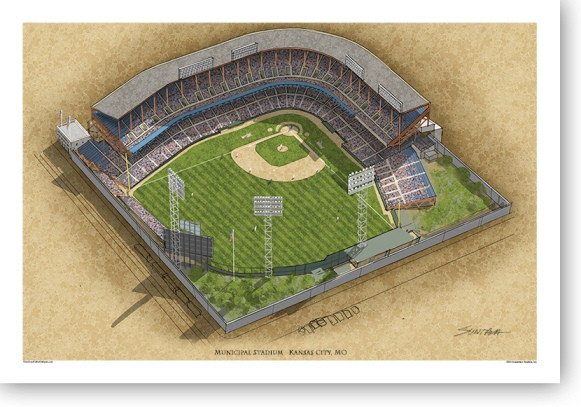Kansas City Municipal Stadium