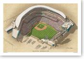 Target Field - Minnesota Twins Print