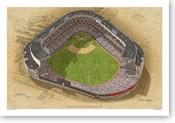 Yankee Stadium (I) - New York Yankees Ballpark Print