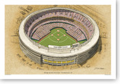 Three Rivers Stadium - Pittsburgh Pirates  Print