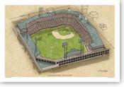 Sportsmans Park - St. Louis Cardinals Print
