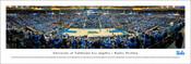 UCLA Bruins Basketball at Pauley Pavilion Panoramic Poster