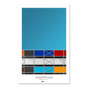 Minnesota Twins - Metropolitan Stadium Art Poster
