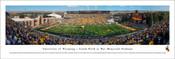 Wyoming Cowboys at War Memorial Stadium Panorama Poster