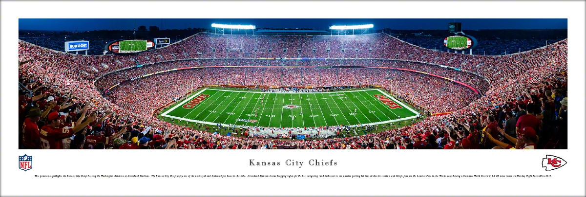 "Kansas City Chiefs ""Monday Night Football"" At Arrowhead"